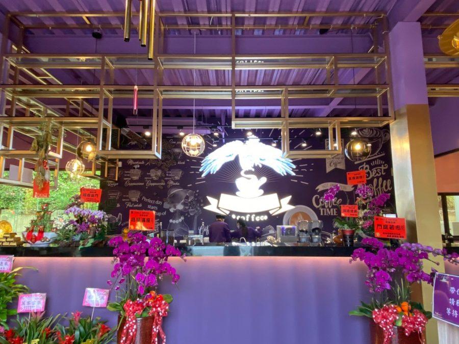 EAGLE COFFEE – 進入紫色夢幻花園,位於苗栗台三線的絕美複合式咖啡廳